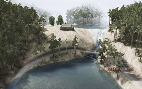 El Gran Lago para Spintires MudRunner