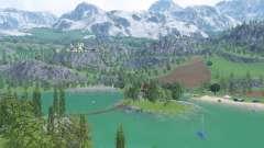 Alpenflair para Farming Simulator 2015