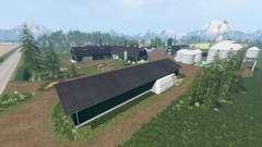 Manchester v4.0 para Farming Simulator 2015