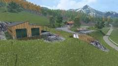 Mountain and Valley v1.2 para Farming Simulator 2015