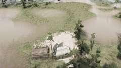 Pine Ridge Swamp para MudRunner