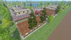 Lakeside Farm v1.1 para Farming Simulator 2015