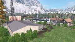 Les Montagnards para Farming Simulator 2017