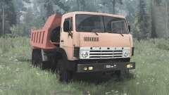 KamAZ 55111 1980 para MudRunner