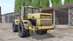Kirovets K-700A la selección del motor para Farming Simulator 2017