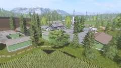 Fichtelberg v1.2 para Farming Simulator 2017
