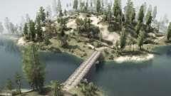 Beaches & Bogs para MudRunner