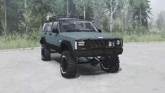 Jeep Cherokee (XJ) 1993 para MudRunner