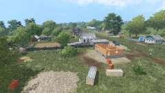 El centro de Rusia v2.0 para Farming Simulator 2015