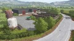 Sunshine Valley Farm para Farming Simulator 2017