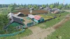 El pueblo de Kurai v1.7 para Farming Simulator 2015