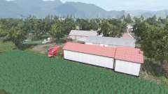 Typowa Polska Wies v4.1 para Farming Simulator 2017