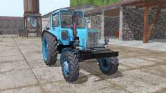 MTZ 80 Belarús luz azul para Farming Simulator 2017