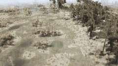 Ryazan pantanos v1.2 para MudRunner