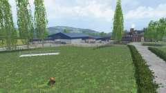 The Day House Farm v2.2 para Farming Simulator 2015