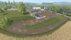 The Old Farm Countryside v1.0.6.6 para Farming Simulator 2017