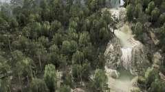 Big Springs Valley para MudRunner