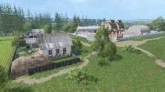 Berezovka v2.0 para Farming Simulator 2015