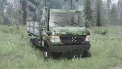 Mercedes-Benz Vario 818 D (Br.670) 1996 para MudRunner