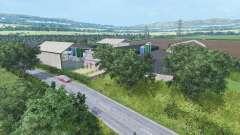 Melbury Estate v1.1 para Farming Simulator 2015