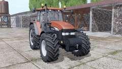 New Holland TM190 More Realistic brown para Farming Simulator 2017