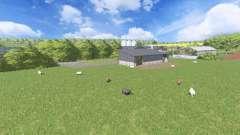 Alvingham Farm v1.2 para Farming Simulator 2017