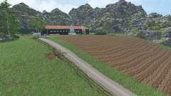 Somewhere in Bavaria v1.0.1 para Farming Simulator 2015