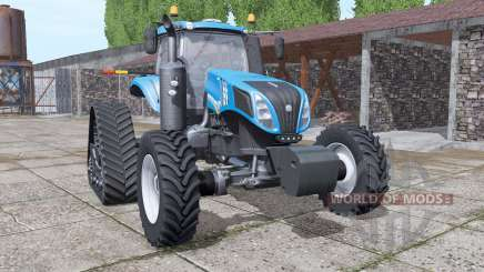 New Holland T8.320 SmartTrax para Farming Simulator 2017