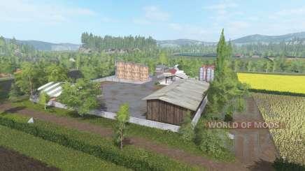 The Old Farm Countryside v1.0.1 para Farming Simulator 2017