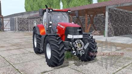Case IH Puma 185 CVX Special Edition para Farming Simulator 2017