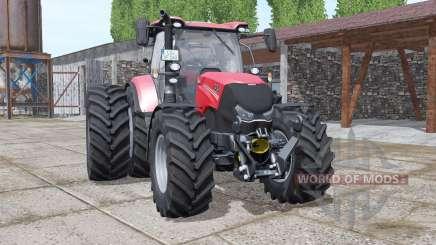 Case IH Maxxum 145 interactive control para Farming Simulator 2017