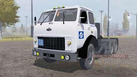 MAZ 515Б 1974 v2.0 para Farming Simulator 2013