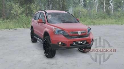 Honda CR-V Sport (RE) 2007 para MudRunner