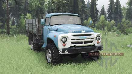 ZIL 130 v2 off-road.0 para Spin Tires