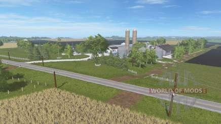 Tazewell County. Illinois v2.0 para Farming Simulator 2017