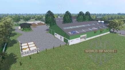 Green River para Farming Simulator 2015