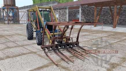MTZ-82.1 Belarús tagamet para Farming Simulator 2017