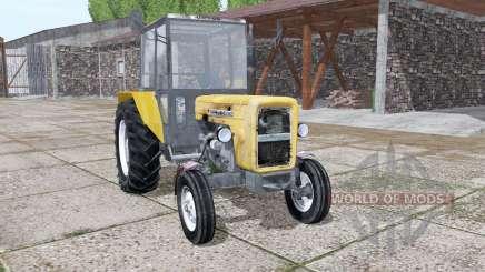 URSUS C-360 interactive control para Farming Simulator 2017