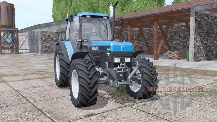 New Holland 8340 wide tyre para Farming Simulator 2017