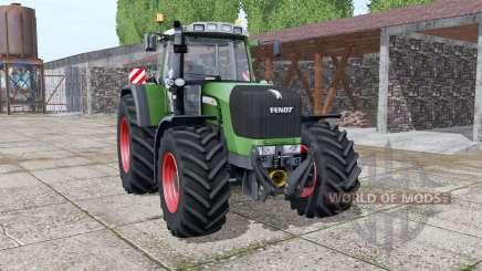 Fendt 916 Vario TMS v1.0.4 para Farming Simulator 2017