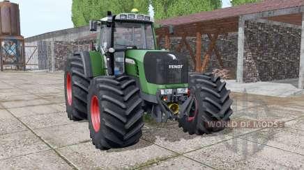 Fendt 920 Vario TMS v1.0.3 para Farming Simulator 2017
