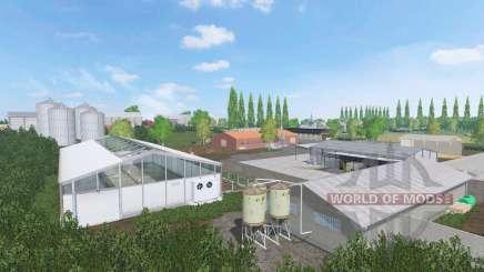 Normandía v2.0 para Farming Simulator 2015