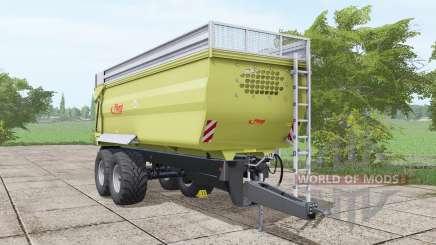 Fliegl TMK 264 v2.0 para Farming Simulator 2017