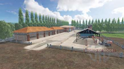 Azienda Agricola ONTOT para Farming Simulator 2015