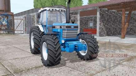 Ford TW-15 v1.3 para Farming Simulator 2017