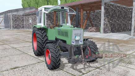 Fendt Farmer 102 S Turbomatik v2.0 para Farming Simulator 2017