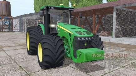 John Deere 8270R USA v3.2 para Farming Simulator 2017