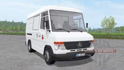 Mercedes-Benz Vario 614 D 1996 para Farming Simulator 2017