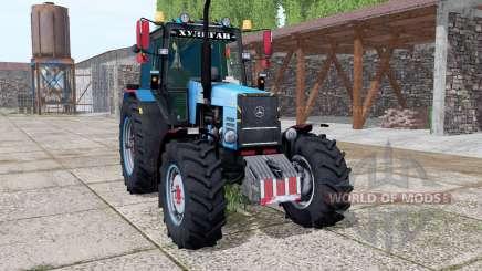 MTZ-1221 Belarús control interactivo para Farming Simulator 2017