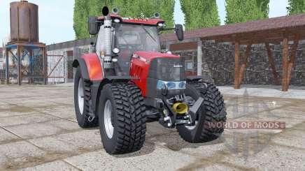 Case IH Puma 175 CVX red viper para Farming Simulator 2017